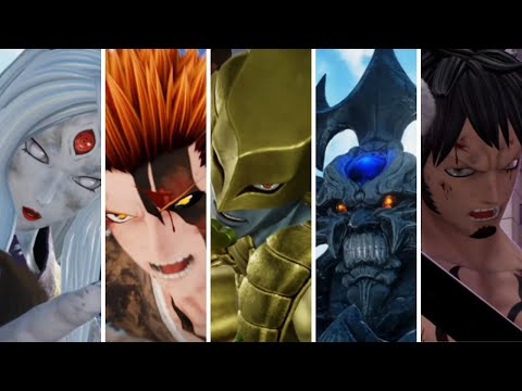 [Jump Force] All Ultimate Attack Animations (including DLC)!! |