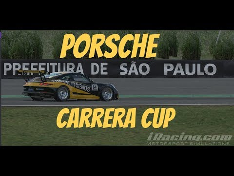 Porsche Esports Carrera Cup | 300 Km De Interlagos | Track Friends Racing #269