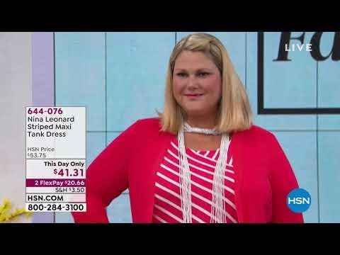 HSN | Nina Leonard Fashions . http://bit.ly/2Yb8h6Y