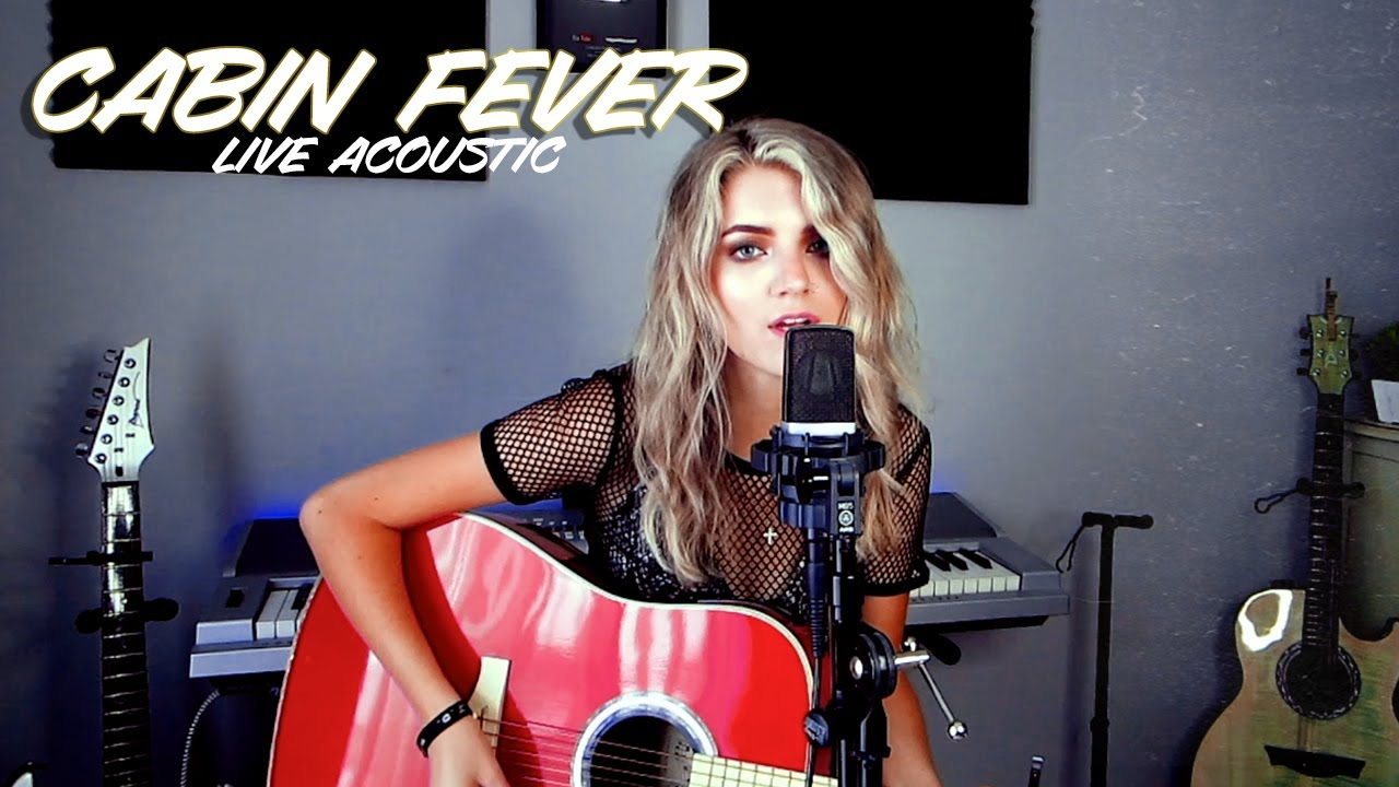 Cabin Fever - Dakota Rhodes (Original Live Acoustic)