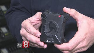 New Haven approves body cameras for officers