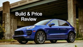 2018 Porsche Macan Turbo with Performance Package - Porsche Car Configurator Build & Price Review