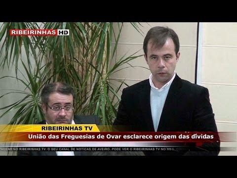 União das Freguesias esclarece origem das dívidas