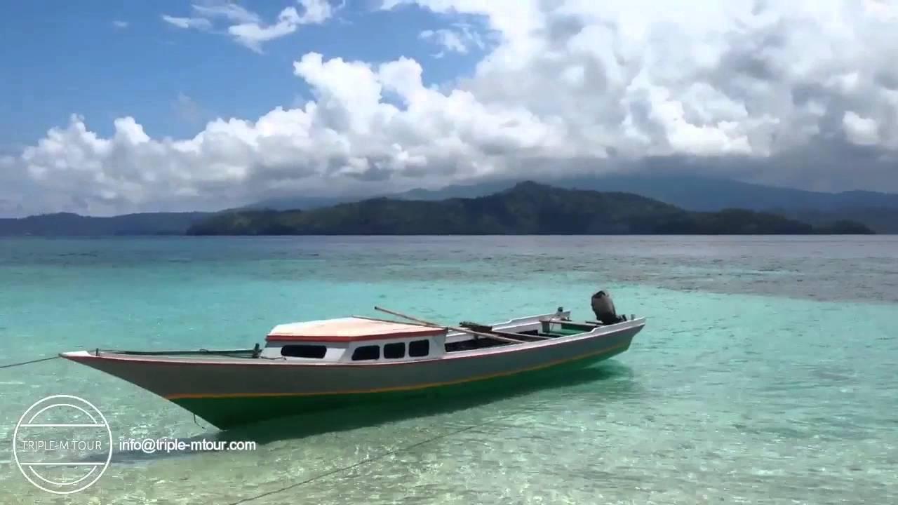 Timelapse Sangihe Island Indonesia Youtube