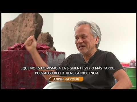 LA ENTREVISTA POR ADELA 09 JUNIO 2016 ANISH KAPOOR