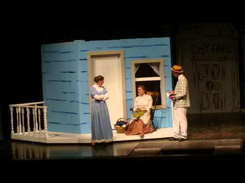 EGF High School Production of The Music Man