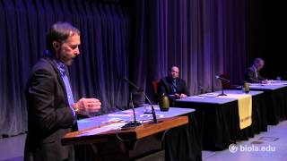 Is Faith in God Reasonable? FULL DEBATE with William Lane Craig and Alex Rosenberg thumbnail