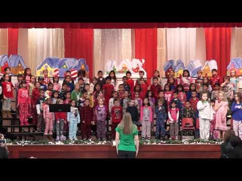 Harp Elementary School | Christmas Around the World | December 16, 2014