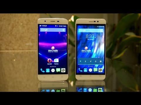 Cherry mobile flare s4 and flare 4 preview