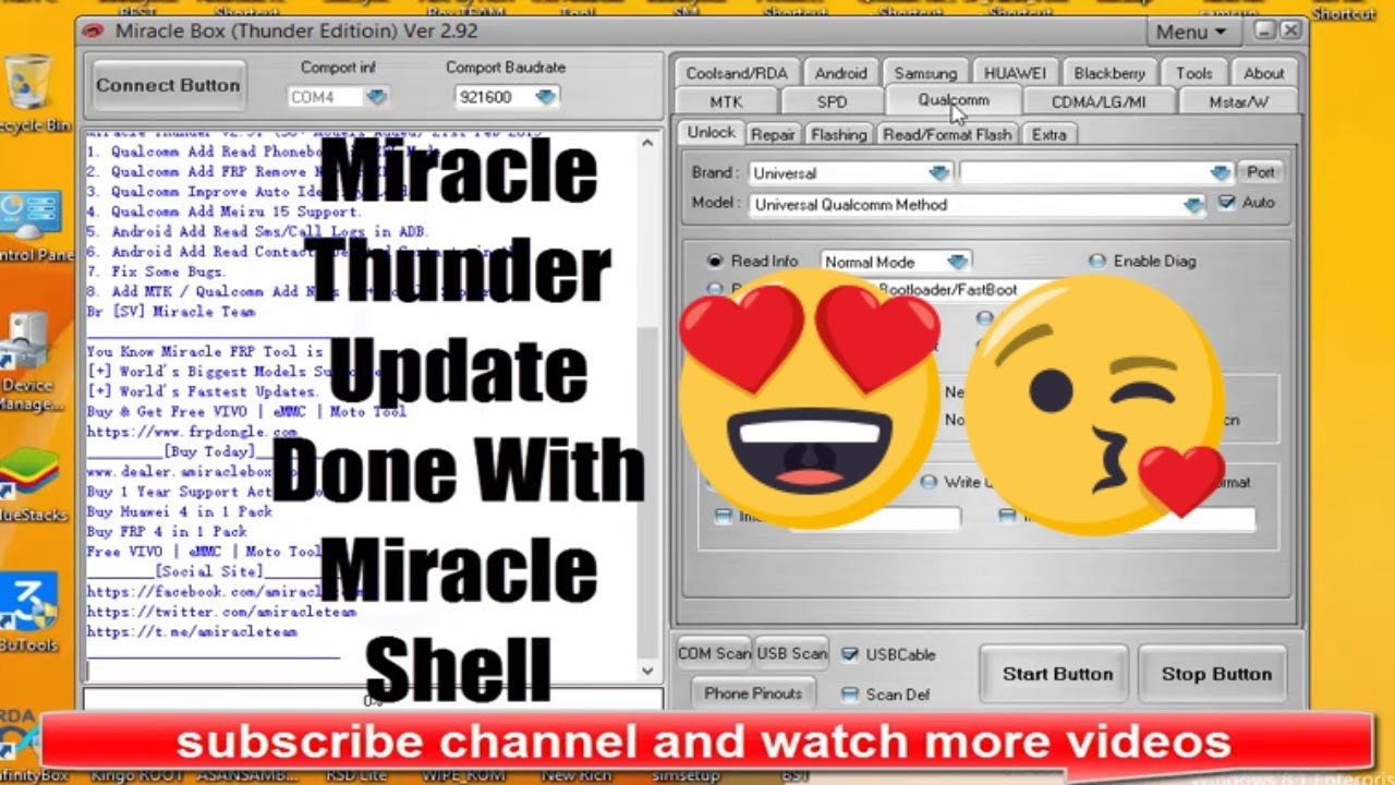 install miracle box/2 93/2 94 | new setup | 2019 - GSM INDUS