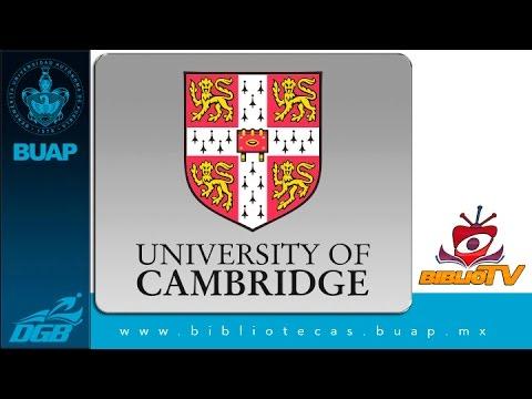 Biblioteca Digital: Cambridge Journals