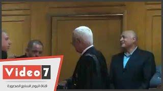 """بدء محاكمة إبراهيم سليمان فى """"الحزام الأخضر"""" بغرفة المداولة"""
