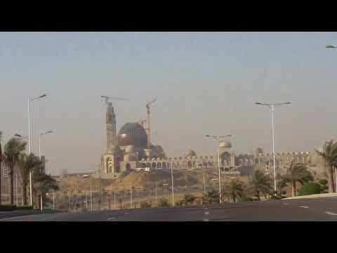 Bahria town Karachi grand masjid