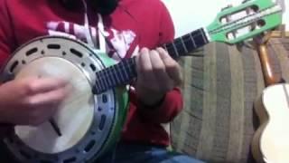 (Banjo) Problema dela - Sorriso Maroto - Eli do cavaco