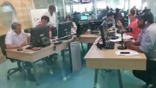 Recochando y trabajando: aquí se ve cómo hacen La Luciérnaga