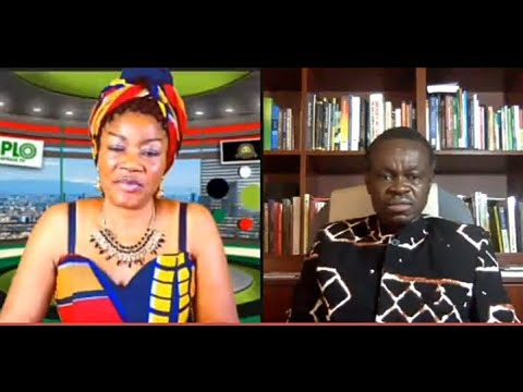 DTV Fundraising 2020/ Afroworld.tv/Guest: PLO Lumumba Afroworld- A New Africa