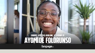 Europei atletica Berlino 2018, Ayomide Folorunso: