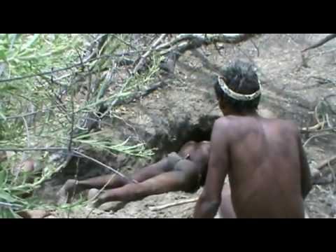 bertahan Hidup ALa Suku Pedalaman di Afrika