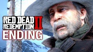 RED DEAD REDEMPTION 2 ENDING - Full Game Walkthrough Part 82 - No Commentary [RDR2 Ending]