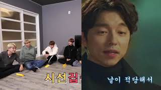 Download lagu BTS reenacting various K-dramas - RUN BTS ep.73