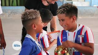 'Tournament of Friendship' Football Tournament held in Argentina