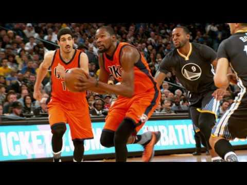 """Inside Access"": Oklahoma City Thunder - Golden State Warriors"
