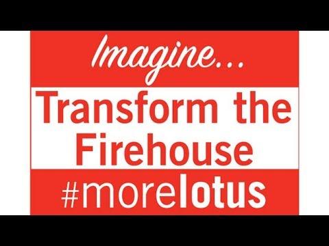 #MoreLotus New Global Arts Center Campaign