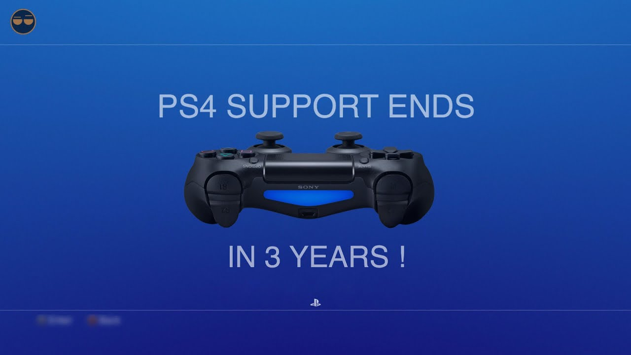 PS5 to PS4 Crossplay & Sony Confirm PS4 Has 3 Years Support Left !