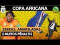5 partidas históricas da Copa Africana de Nações | UD LISTAS