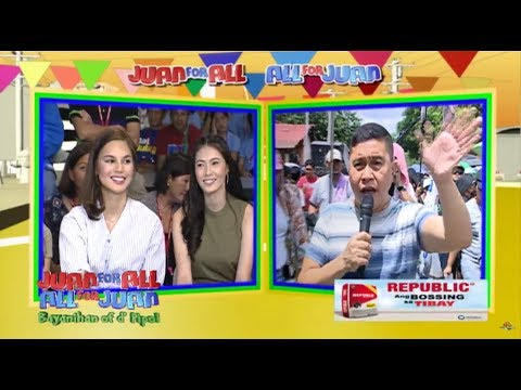 Eat Bulaga September 18, 2017 (FULL) Juan for All - All for Juan Sugod Bahay HD