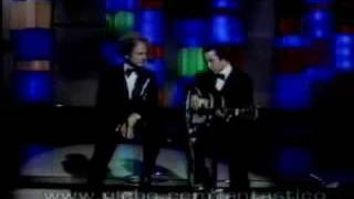 Simon & Garfunkel - Old Friends/Bookends - Britannia Award 1977
