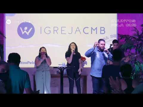 CMB Online - 13/09/2020 - Pr. Xandi #JuntosPelaCMB