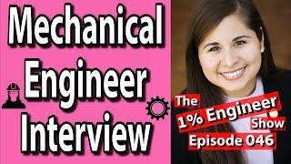 How to do Mechanical Engineering | Mechanical Engineer Interview | What can Mechanical Engineers do?