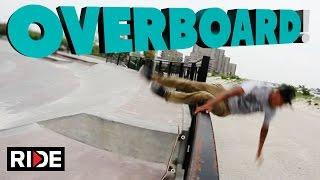 OVERBOARD! Skateboarding Slam - Jason Cruz