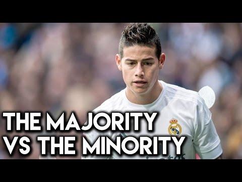 The Majority VS The Minority - Motivational Video [Football/Soccer]