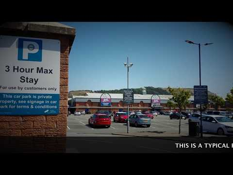 How to avoid ANPR (Automatic Number Plate Recognition) car parking charges.