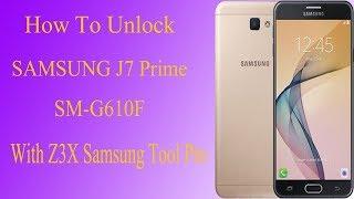 Samsung Galaxy J7 Prime SM G610F Emergency Calls Only