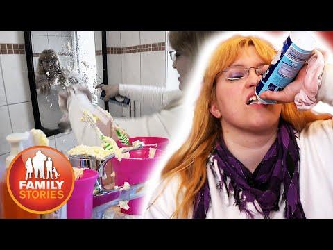 WG-Einweihung: Sprühsahne als Deko   Sahne ist mein Leben  Family Stories