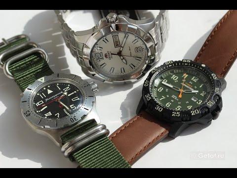Orient, Timex и
