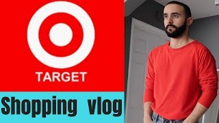 Target Try-on shopping vlog: Men's Fashion 2019