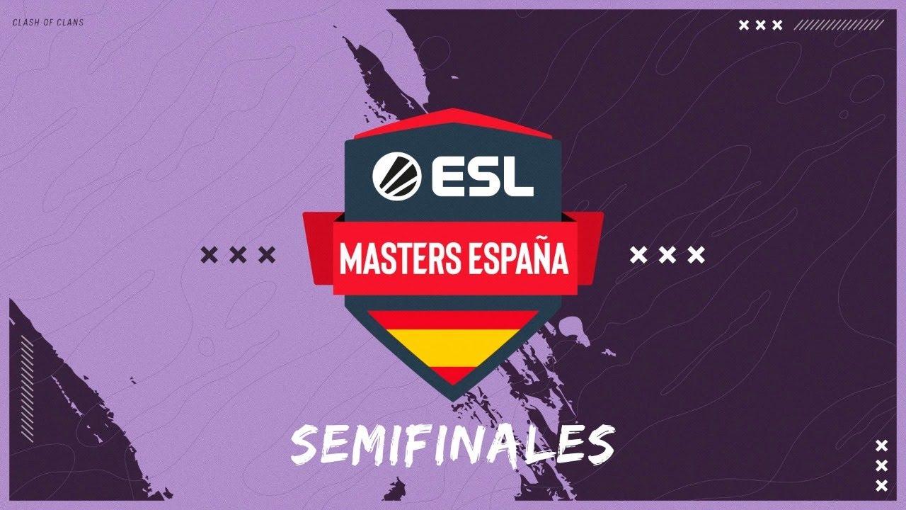 ESL Masters Clash of Clans - Semifinales
