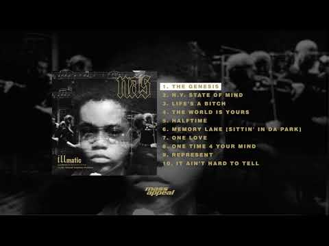 Nas - The Genesis (Live) [HQ Audio]
