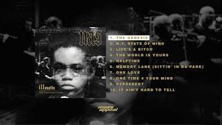 Nas - The Genesis (Live) [HQ Audio]