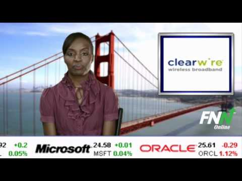 Clearwire Discussed Restructuring Options With Blackstone Group