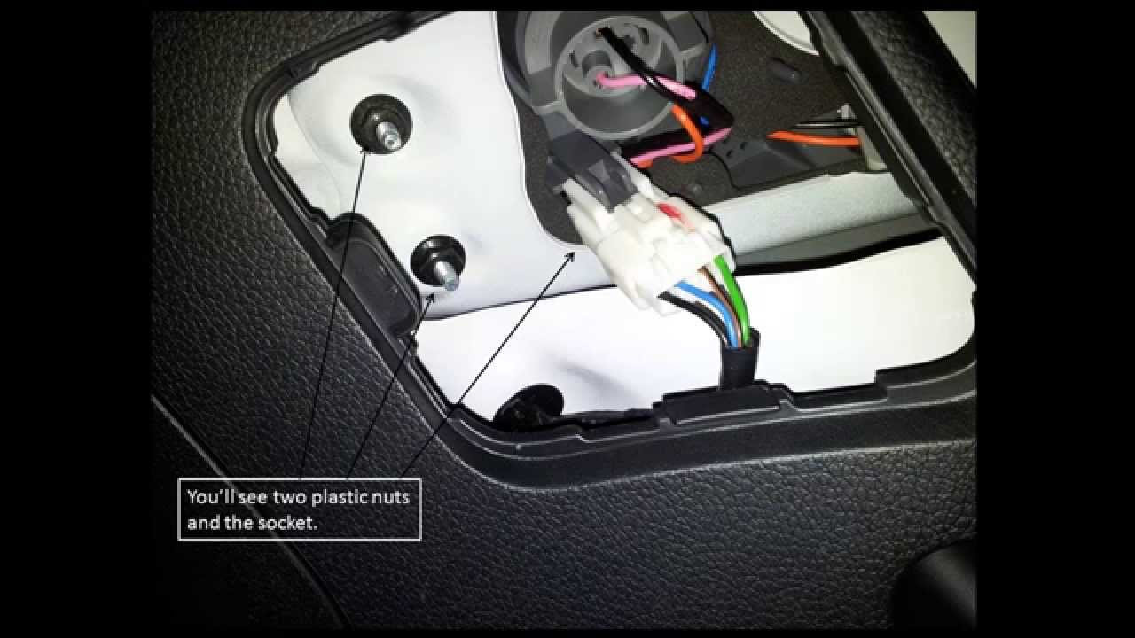 Lamp Wiring Diagram Electric Desk Fan 2013 Hyundai I30 Oem Tail Light Installation - Youtube