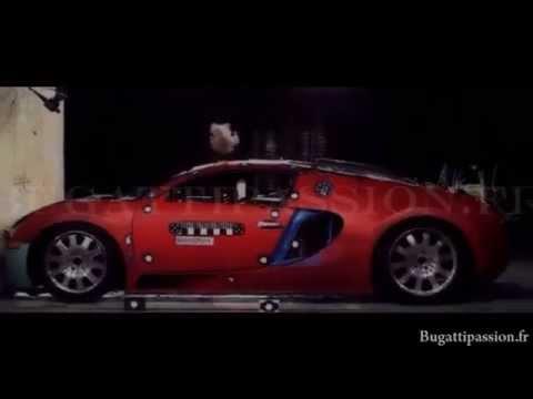 crash test bugatti veyron. Black Bedroom Furniture Sets. Home Design Ideas