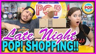 Late Night POP! Shopping #16 | Online Shopping @ Amazon | DC Collectibles, Funko POP!s, & MORE!