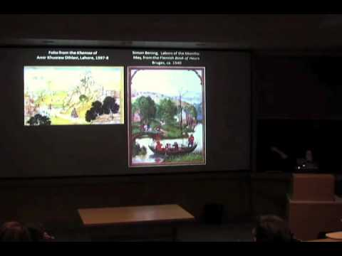 "Mika Natif, ""The Role of Micro-architecture and Topography in Early Mughal Painting"""
