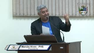 38ª S. Ordinária - Marcão Alves
