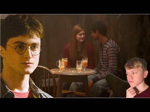 Did Ginny Weasley Use Dean Thomas To Make Harry Jealous? Feat. Accio Aidan